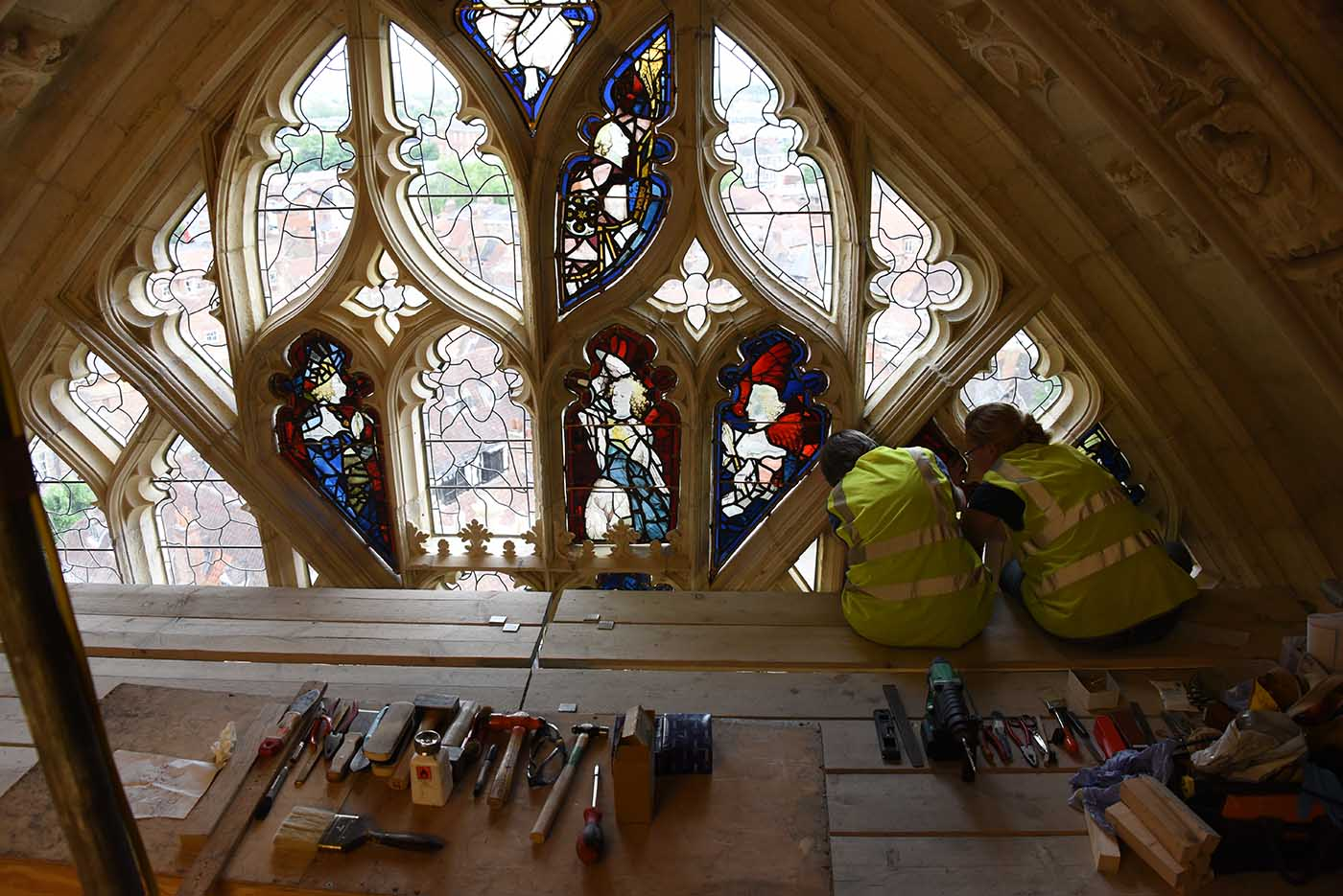 Environment & Protection » The York Glaziers Trust
